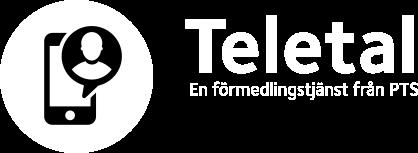 Teletal en förmedlingstjänst från PTS
